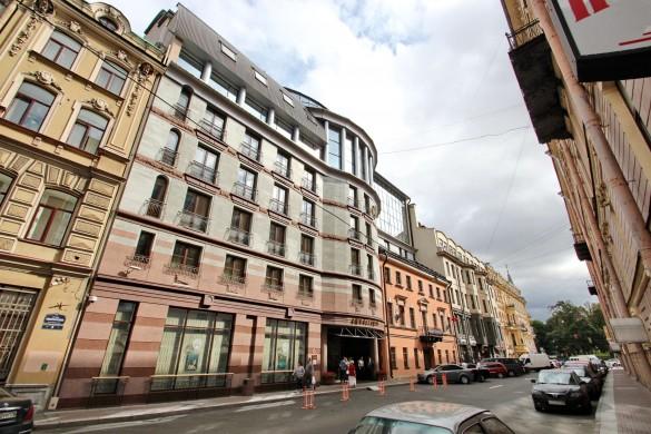 Отель на Римского-Корсакова, 5-7
