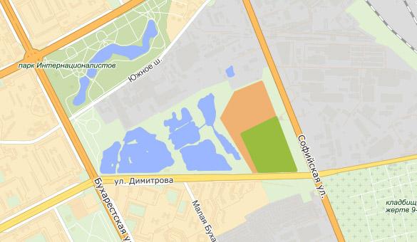 Федеральные земли на Димитрова
