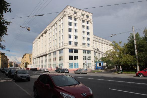 Дом Бофилла на Новгородской, 23