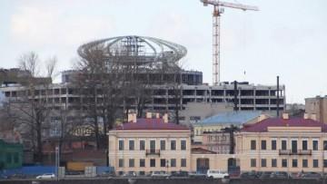 Строительство «Невской ратуши»