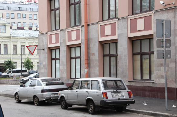 Типография Глича на канале Грибоедова