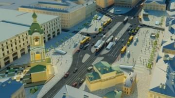 Проект «Пик-2» на Сенной площади