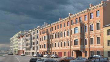Проект приспособления старинных домов на Смольном проспекте