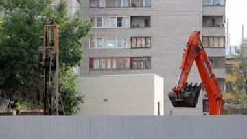 Стройплощадка на Лиговском, 140