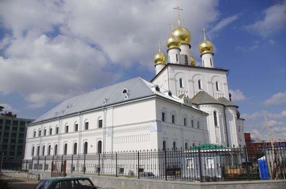 Дом причта Феодоровского собора