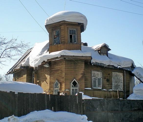Дом Риттера в Парголове, Вокзальная улица, 24