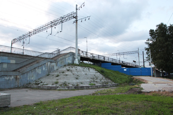Платформа Ленинский Проспект