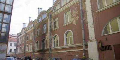 Здание особняка Рахманова
