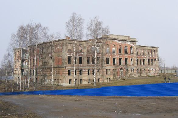 Училищный дом в Рыбацком