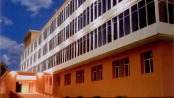 Проект реконструкции центра Алмазова на проспекте Пархоменко