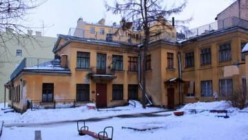 Здание яслей в Щербаковом переулке