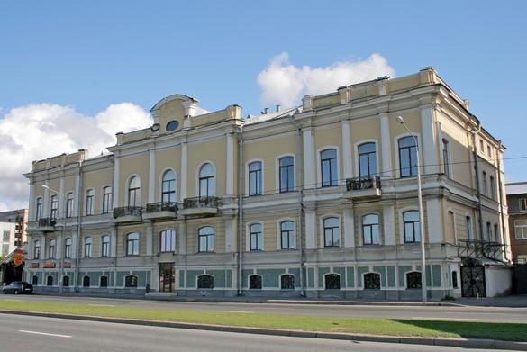 Пироговская набережная, 17, особняк Лебедева