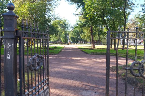 Овсянниковский сад
