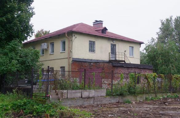 Славянская улица, 13