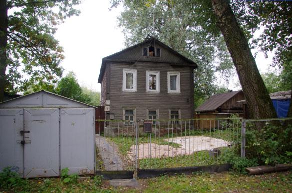 Славянская улица, 21