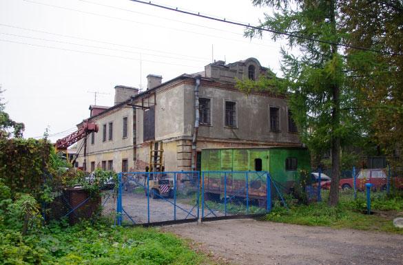 Славянская улица, 33