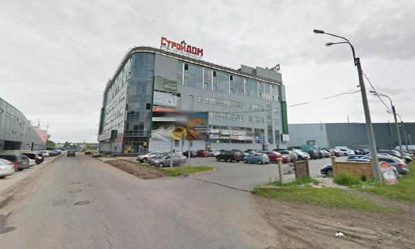 Торговый центр «Стройдом»