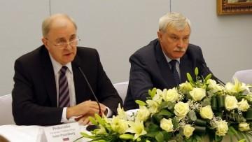 Александр Прохоренко и Георгий Полтавченко
