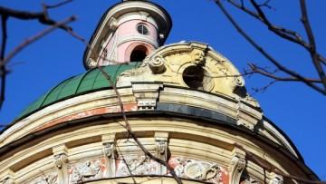 Башня Михайловского замка