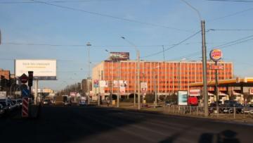 Бизнес-центр Меридиан на Ленинском