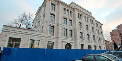 Бизнес-центр на Греческой площади, Лиговский проспект, дом 6, корпус 2