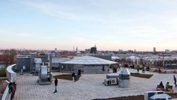 Крыша Макаронников