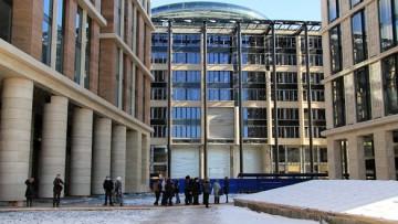 Невская ратуша, построенные здания
