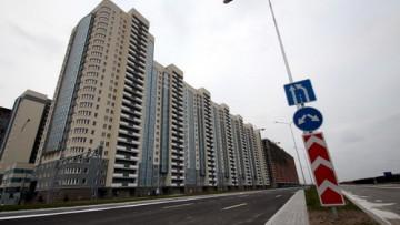 Новый участок улицы Маршала Казакова