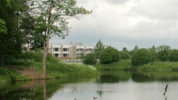 Отель Потемкин в Баболовском парке
