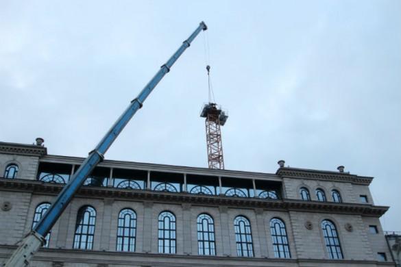 Реконструкция на Островского
