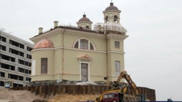 Смоленский храм Большого Пулкова