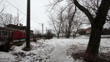 Улица возле станции Сестрорецк