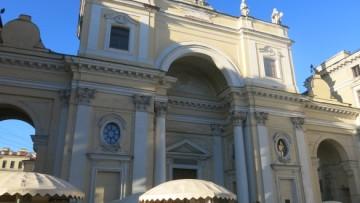 Католическая церковь на Невском