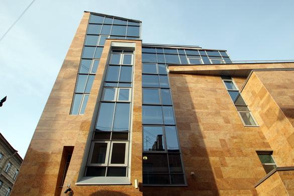 Архитектура бизнес-центра «Сенатор»