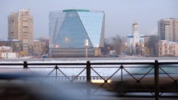 Бизнес-центр на Малоохтинском проспекте, 45