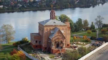 Церковь Рождества в Рыбацком