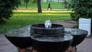 Фонтан в Таврическом саду