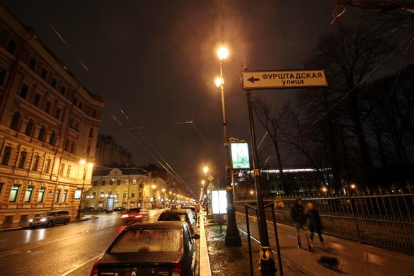 Фурштадская улица