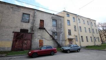 Котельная и дом 110 по Воронежской улице