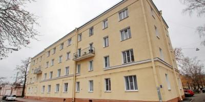 Кронштадт, Ленинградская улица, дом 4, корпус 2