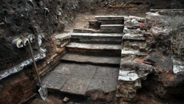 Лестница Литовского замка