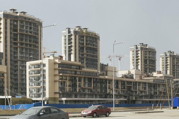 Жилой комплекс More на улице Адмирала Черокова