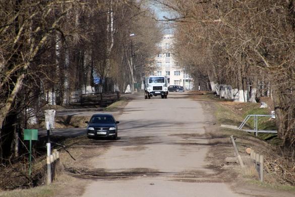 Муромская улица под Пушкином