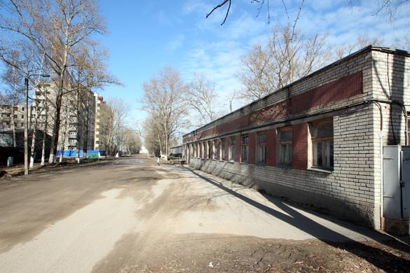 Муромская улица в Детскосельском