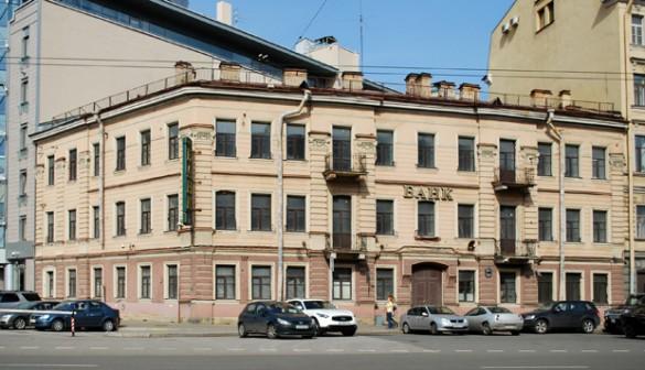 Особняк Соколовой на Мытнинской набережной, 13