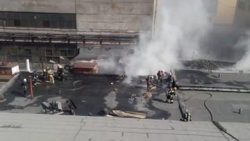 Пожар на Магнитогорской, 17