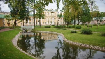 Пруд в Польском саду