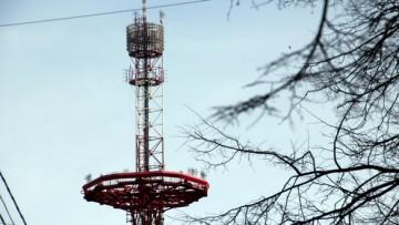 Радиобашня на Комиссара Смирнова