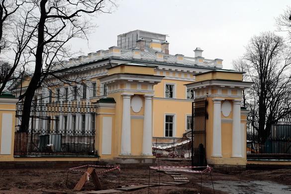Реконструкция Каменноостровского дворца