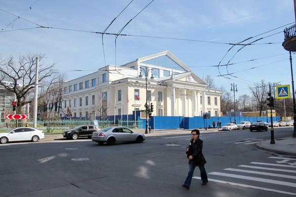 Реконструкция кинотеатра «Ленинград»